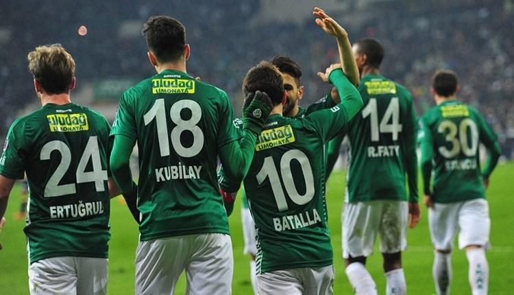 Bursaspor 2017'yi nasıl geçirdi, neler yaşadı?
