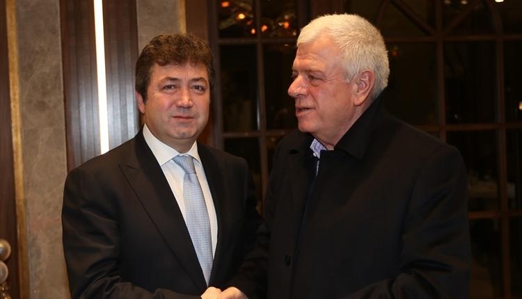 Bursaspor Başkanı Ali Ay'dan yabancı sınırı çağrısı
