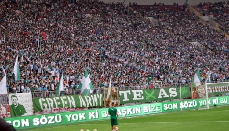 Bursaspor - Fenerbahçe maçı öncesi flaş gelişme! Taraftar maça girmeyebilir