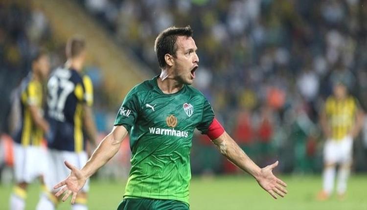 Bursaspor'da Fenerbahçe maçı öncesi Pablo Batalla gelişmesi!