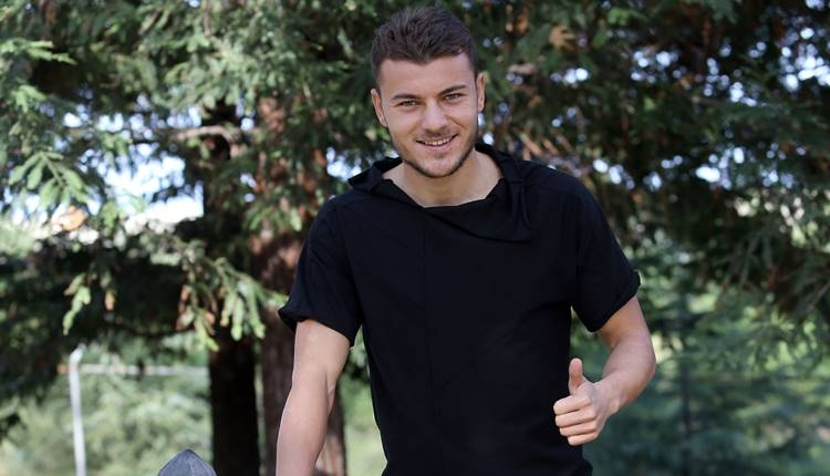 Bursaspor'da Yusuf Erdoğan'dan Trabzonspor'a mesaj