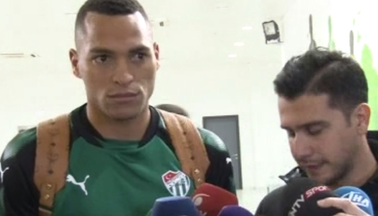 Bursasporlu Titi: 'Fenerbahçe'nin penaltısı şüpheli'