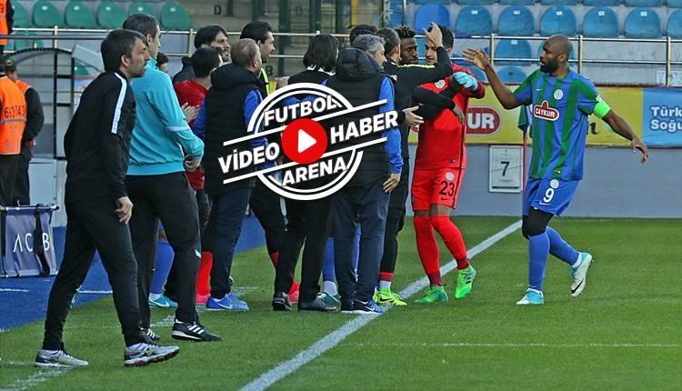 Çaykur Rizespor 3-2 Denizlispor maçı özeti ve golleri (İZLE)
