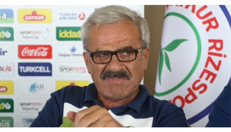 Çaykur Rizespor'da Hasan Kemal Yardımcı: 'Kan değişikliği kendini gösterdi'