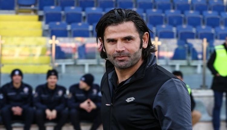 Çaykur Rizespor'da İbrahim Üzülmez: