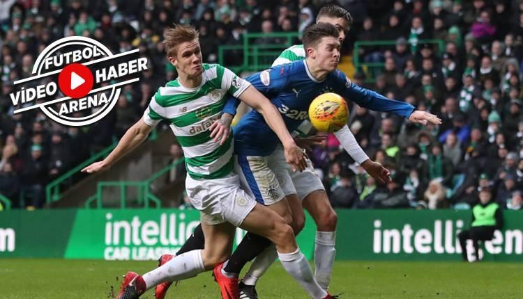 Celtic 0-0 Rangers maçı özeti (İZLE)