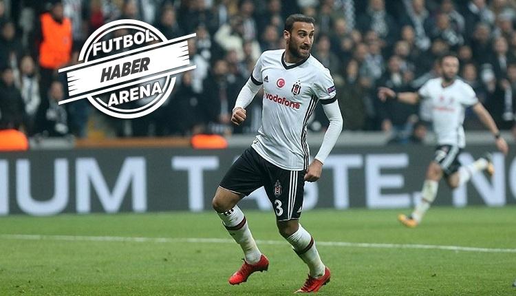 Cenk Tosun Beşiktaş - Galatasaray derbisinde büyük fırsatı kaçırdı