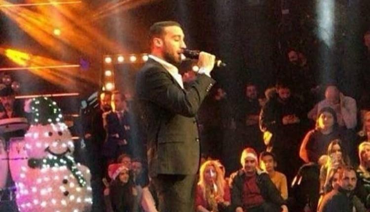 Cenk Tosun, O Ses Türkiye'de şarkı söyledi