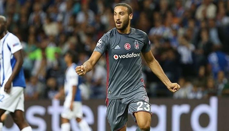 Cenk Tosun, Şampiyonlar Ligi gollerinde tarihe geçti