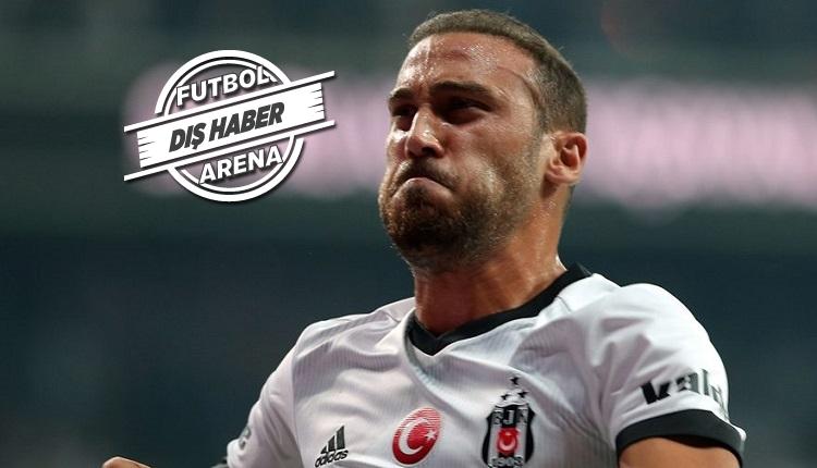 Cenk Tosun'un transferi için İstanbul'a geldi