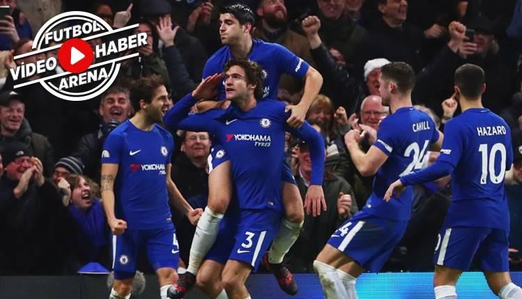 Chelsea 2-0 Brighton maçı özeti ve golleri (İZLE)