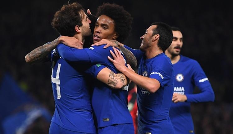 Chelsea 2-1 Bournemouth maç özeti ve golleri (İZLE)