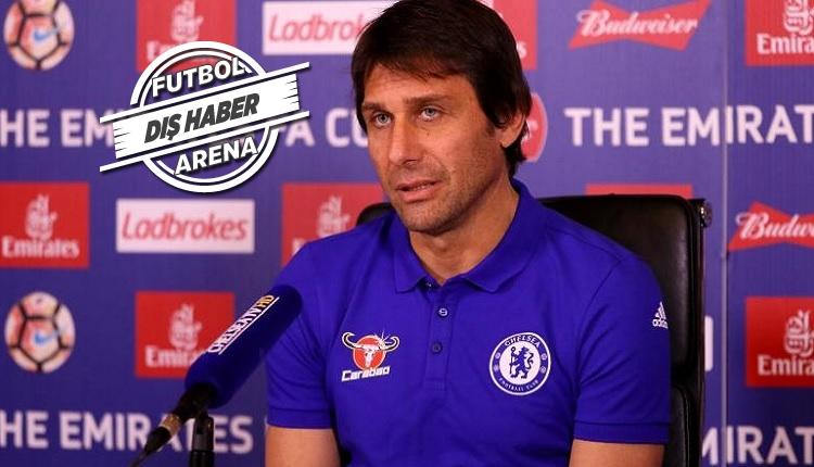 Chelsea'de Conte'yi Beşiktaş korkusu sardı! Flaş itiraf