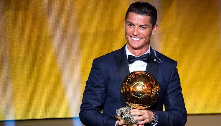 Cristiano Ronaldo 5. kez Ballon d'Or kazandı!