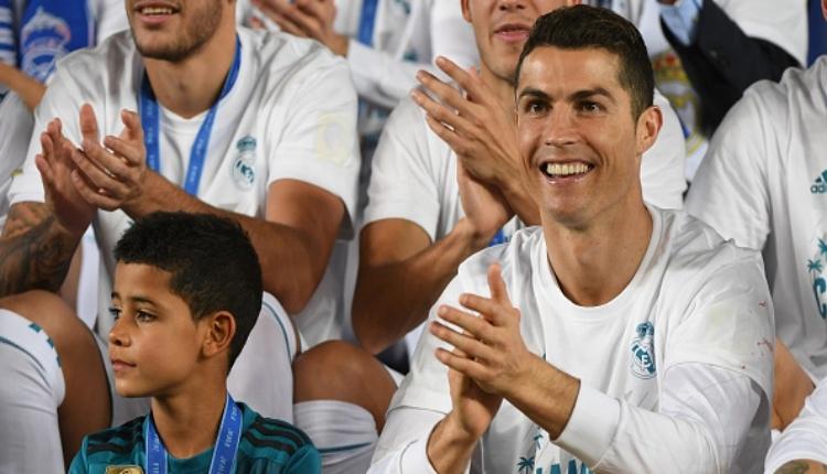 Cristiano Ronaldo: ''Kariyerimi Real Madrid'de bitirmek isterim''