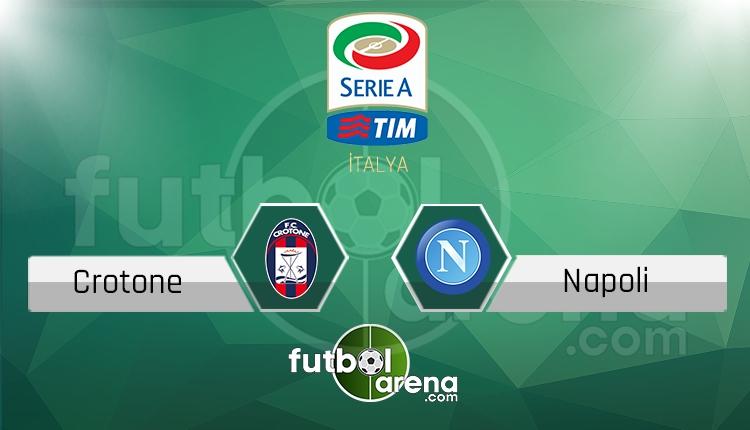 Crotone - Napoli maçı saat kaçta, hangi kanalda? (İddaa Canlı Skor)