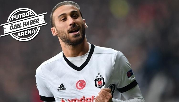 Crystal Palace'dan Beşiktaşlı Cenk Tosun'a 20 milyon Euro