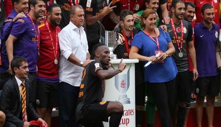 Didier Drogba, Galatasaray kulübesine