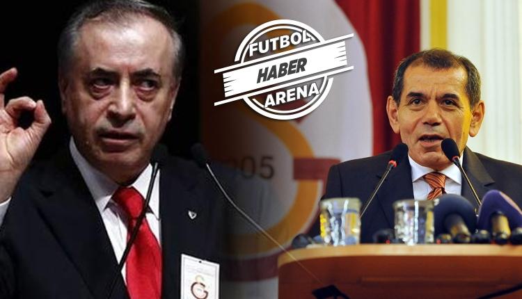Galatasaray'da Başkan adayları Dursun Özbek ve Mustafa Cengiz'in listeleri