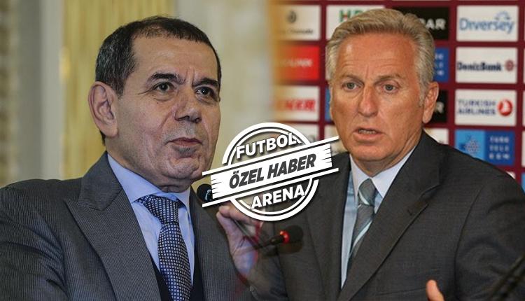 Dursun Özbek'ten Ali Dürüst'e 2. başkanlık teklifi
