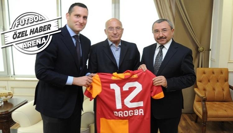 Dursun Özbek'ten Ali Gürsoy'a teklif