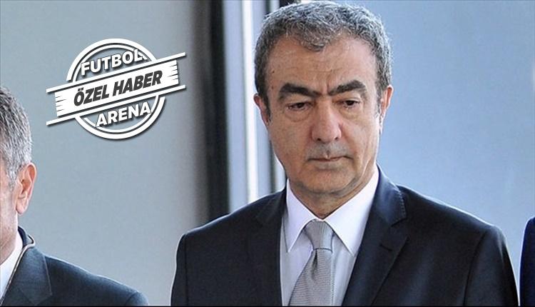 Dursun Özbek'ten seçim öncesi Eşref Alaçayır sürprizi