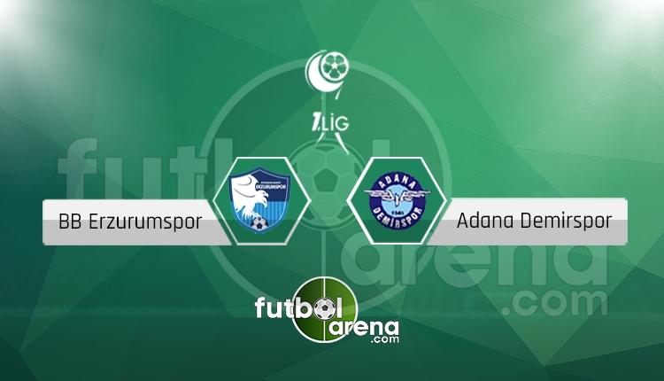 Erzurumspor 2-0 Adana Demirspor maçı özeti ve golleri (İZLE)