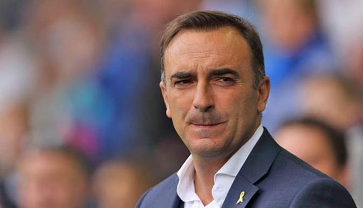 Eski Beşiktaşlı teknik direktör Carlos Carvalhal görevinden alındı