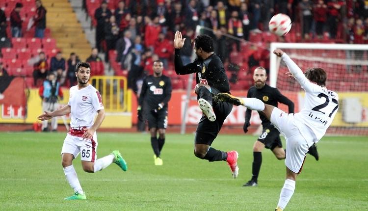 Eskişehirspor 7-0 Gaziantepspor maç özeti ve golleri