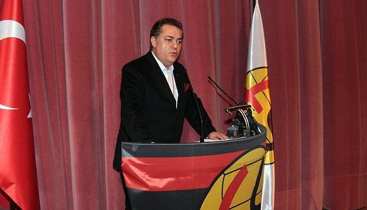 Eskişehirspor'da Halil Ünal yeniden başkanlığa getirildi