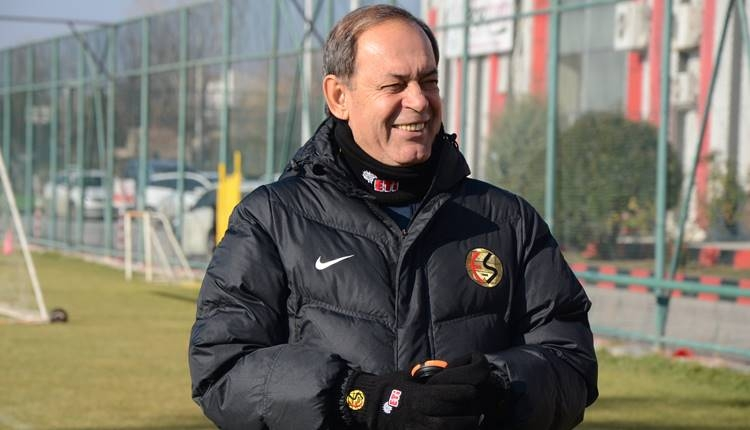 Eskişehirspor'da Yücel İldiz'den Gaziantepspor maçı açıklaması