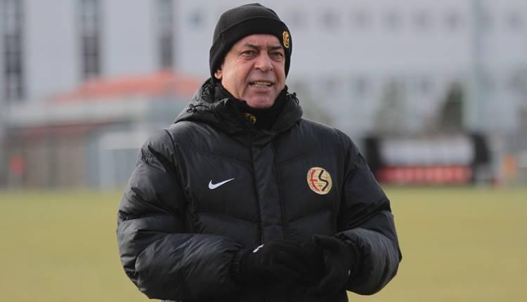 Eskişehirspor'da Yücel İldiz'den Samsunspor maçı yorumu