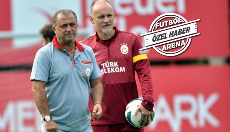 Fatih Terim, Dursun Özbek'ten Taffarel'i istedi