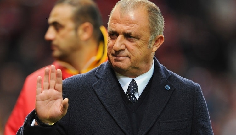 Fatih Terim Galatasaray'ı resmen açıkladı