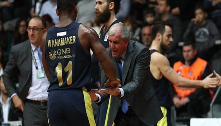 Fenerbahçe, derbide Beşiktaş'ı geçti