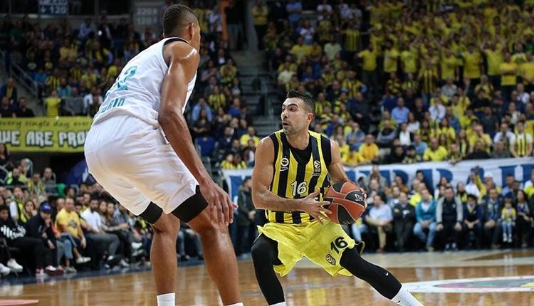 Fenerbahçe Doğuş 6. yenilgisini Real Madrid'den aldı