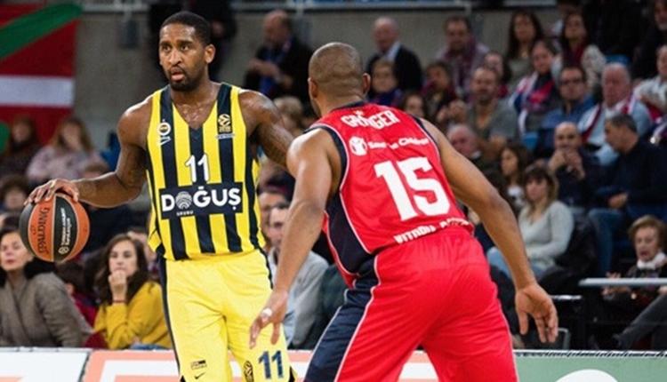 Fenerbahçe Doğuş, Euroleague'de Baskonia'yı farklı geçti