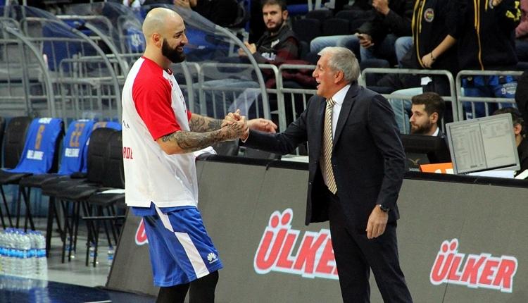 Fenerbahçe Doğuş, Kızılyıldız'a fark attı! Pero Antic'e sevgi seli