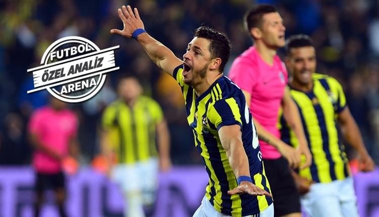 Fenerbahçe - Kasımpaşa maçına Giuliano damgası