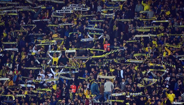 Fenerbahçe, Kasımpaşa maçına taraftardan ilgi büyük