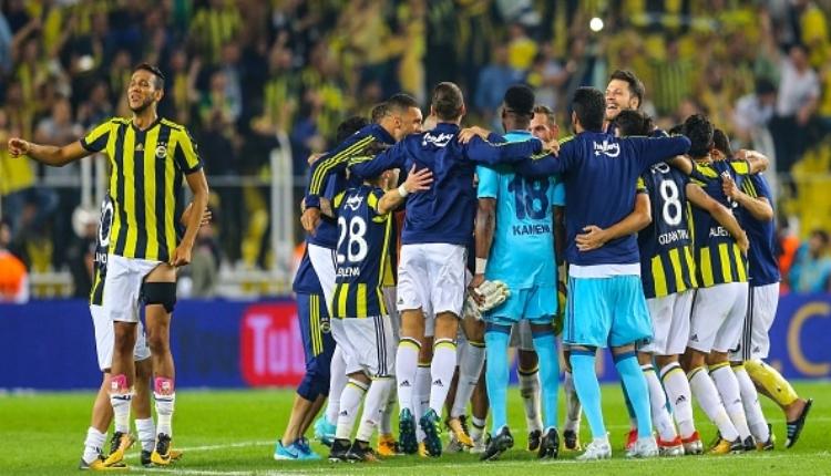 Fenerbahçe taraftarlarından Kasımpaşa maçına hücum