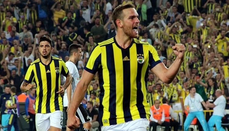 Fenerbahçe, transferde Vincent Janssen'i bonservisini alıyor