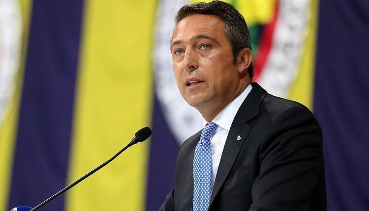Fenerbahçe'de Ali Koç'un ismi yetti! Taraftarlar akın ediyor...