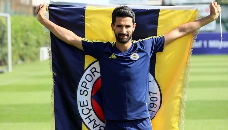 Fenerbahçe'de Alper Potuk'tan Galatasaray'a gönderme