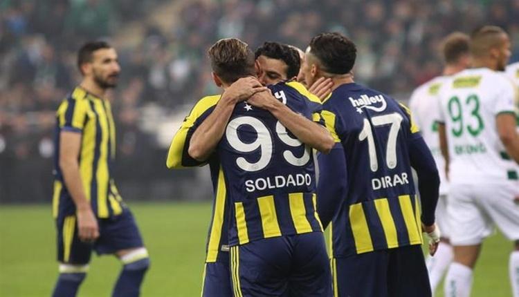 Fenerbahçe'de aslar sakatlanıyor, yedekler aratmıyor