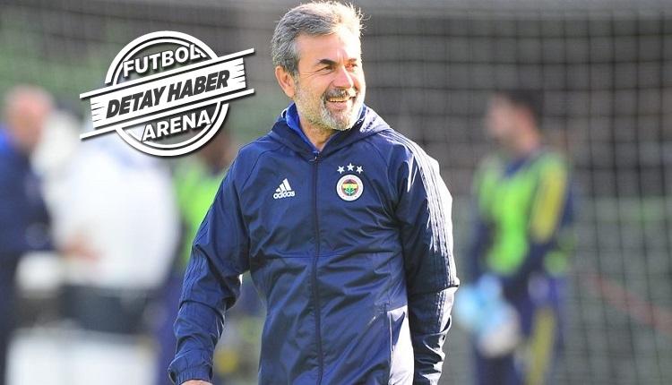 Fenerbahçe'de Aykut Kocaman Galatasaray konusunda haklı çıktı
