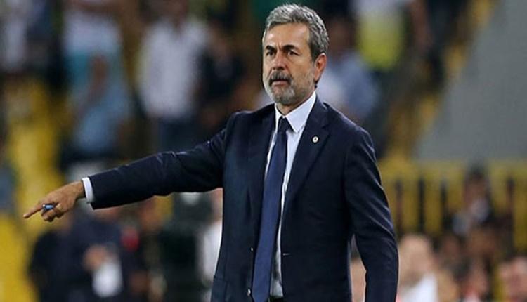 Fenerbahçe'de Aykut Kocaman kazanan kadroyu bozmayacak