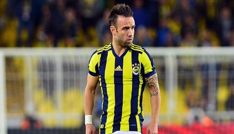 Fenerbahçe'de Aykut Kocaman, Valbuena'yı kenarda tutacak