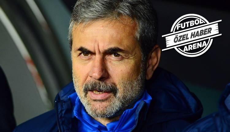 Fenerbahçe'de Aykut Kocaman'dan Alper Potuk sürprizi