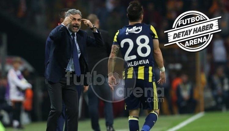 Fenerbahçe'de Aykut Kocaman'dan forma adaleti